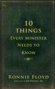 10 things every minister needs